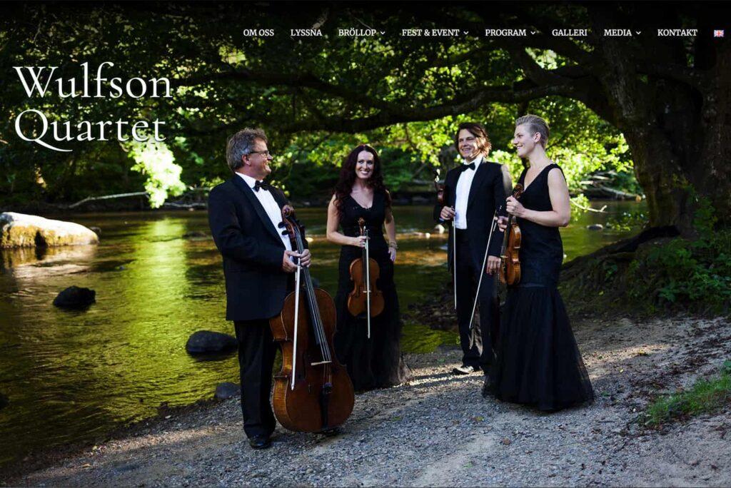 Wulfson Quartet