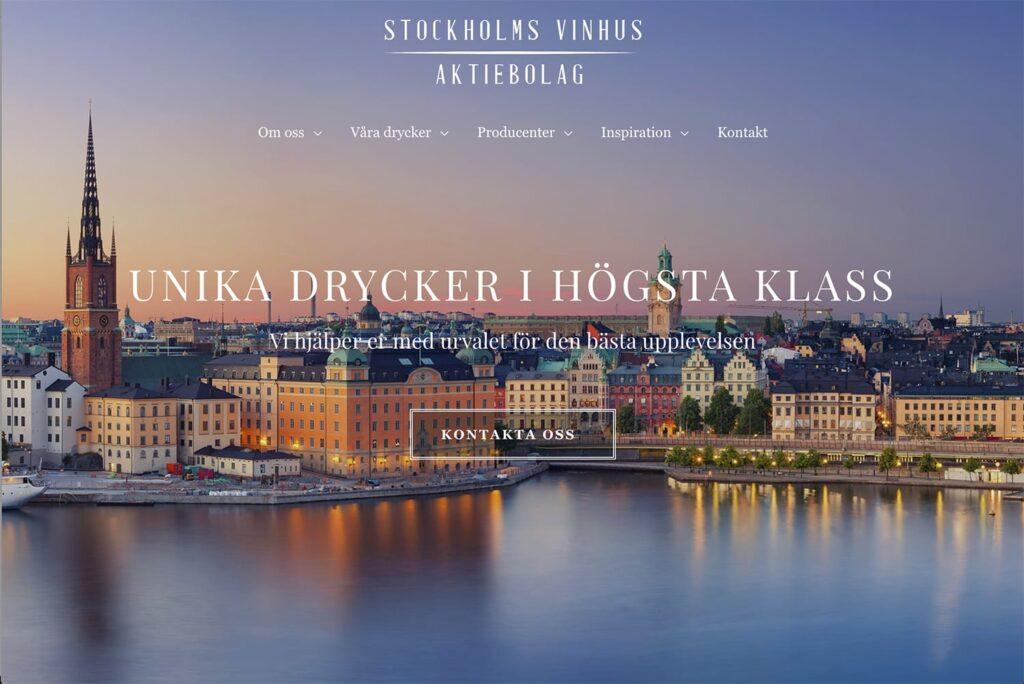 Stockholms Vinhus AB